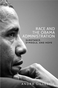 Cover Race and the Obama Administration