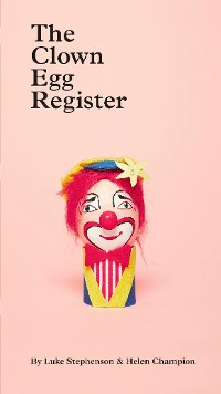 Cover The Clown Egg Register