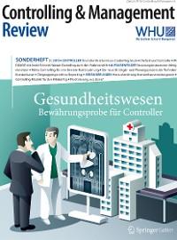 Cover Controlling & Management Review Sonderheft 3-2015