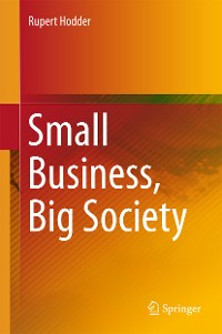 Cover Small Business, Big Society