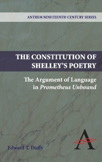 Cover Constitution of Shelley's Poetry