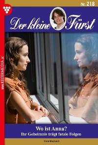 Cover Der kleine Fürst 218 – Adelsroman