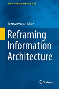 Cover Reframing Information Architecture