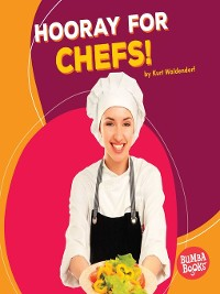 Cover Hooray for Chefs!