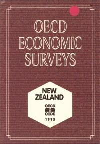 Cover OECD Economic Surveys: New Zealand 1993