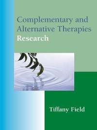 Cover Complementary and Alternative Therapies Research