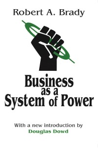 Cover Business as a System of Power
