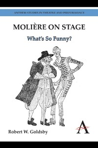 Cover Molière on Stage