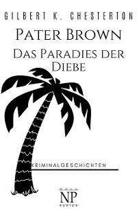 Cover Pater Brown – Das Paradies der Diebe