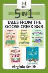 Cover Tales from the Goose Creek B&B 5-in-1