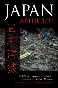Cover Japan after 3/11