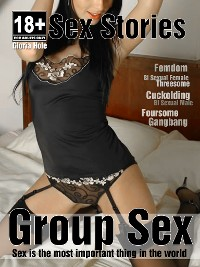 Cover Group Sex - Hot Erotic Stories