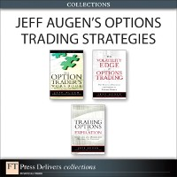 Cover Jeff Augen's Options Trading Strategies (Collection)
