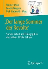 Cover 'Der lange Sommer der Revolte'