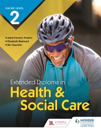Cover CACHE Level 2 Extended Diploma in Health & Social Care