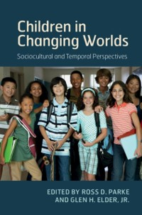 Cover Children in Changing Worlds