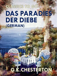 Cover Das Paradies der Diebe  (German)