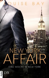 Cover New York Affair - Eine Woche in New York