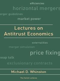 Cover Lectures on Antitrust Economics