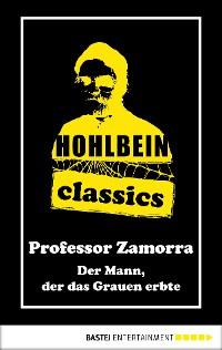 Cover Hohlbein Classics - Der Mann, der das Grauen erbte