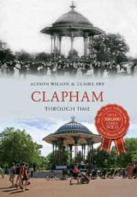 Cover Clapham Through Time