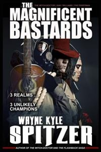 Cover The Magnificent Bastards