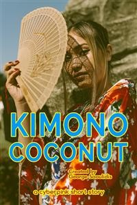 Cover Kimono Coconut