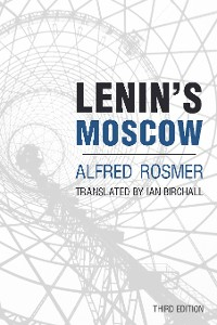 Cover Lenin's Moscow