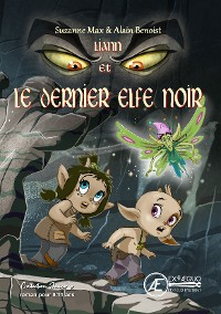Cover Liann et le dernier elfe noir