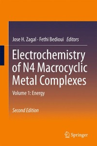 Cover Electrochemistry of N4 Macrocyclic Metal Complexes