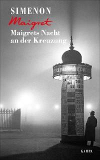 Cover Maigrets Nacht an der Kreuzung