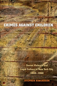 Cover Crimes against Children