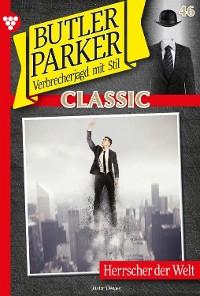 Cover Butler Parker Classic 46 – Kriminalroman