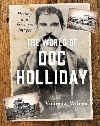 Cover The World of Doc Holliday