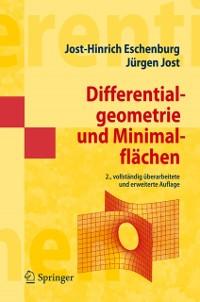 Cover Differentialgeometrie und Minimalflachen