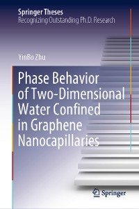 Cover Phase Behavior of Two-Dimensional Water Confined in Graphene Nanocapillaries
