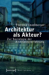Cover Architektur als Akteur?