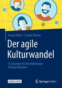 Cover Der agile Kulturwandel