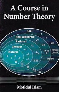 Cover A Course In Number Theory