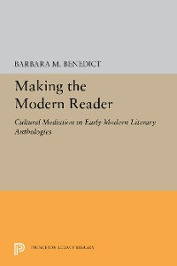 Cover Making the Modern Reader
