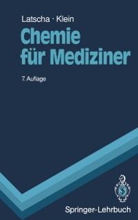 Cover Chemie fur Mediziner