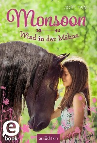 Cover Monsoon - Wind in der Mähne (Monsoon 1)