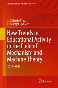 Cover New Trends in Educational Activity in the Field of Mechanism and Machine Theory