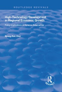 Cover High-Technology Development in Regional Economic Growth