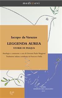 Cover Leggenda aurea. Storie di Pasqua