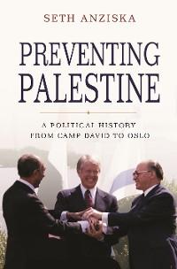 Cover Preventing Palestine