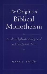 Cover Origins of Biblical Monotheism