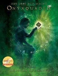 Cover Das Erbe der Macht - Band 13: Onyxquader