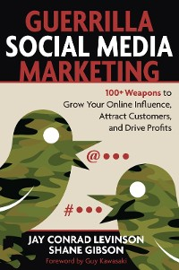 Cover Guerrilla Social Media Marketing