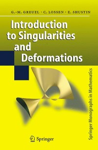 Cover Introduction to Singularities and Deformations